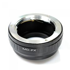 Minolta MD to Fuji X Mount Lens Adapter Adaptor for X-E1, X-Pro1 X-E2 UK Seller