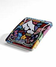 Hint Mint Romero Britto artist series CAT SUGAR  - Cinnamon