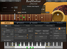 NEW Music Lab Real Guitar Virtual Sample Instrument Pro Tools Plug In PC/MAC