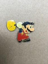 Super Mario Lapel Pin Vintage 1988 Nintendo Game Boy Collectibles