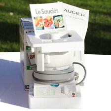 Robot vintage Seb le Saucier à minuterie en boîte avec sa notice