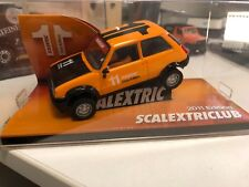 SLOT RENAULT 5 CLUB 2011  SCALEXTRIC