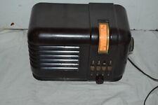 Vintage Truetune Model Table Radio
