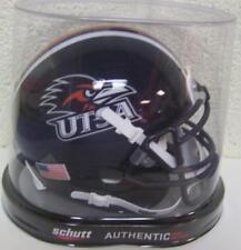 Texas San Antonio Roadrunners NCAA Replica Schutt Mini Helmet
