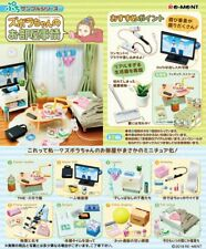 Re-Ment Miniature Slovenly Room Full set 8 pieces