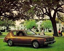 Print.  1976 AMC Gremlin X auto ad