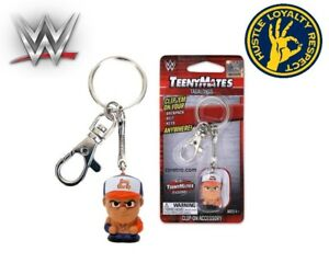 John Cena WWE Teenymates Tagalong Key Chain Clip Backpack Kids Collectible Toy