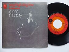 ANNE MURRAY Sing high sing low 2C006 80947 Pressage France Discotheque RTL