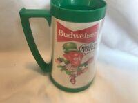 Vintage Budweiser Leprechaun Mug Insulated Cup