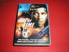 "DVD,""OUT OF TIME"",denzel washington,eva mendés,etc,(3479)"
