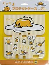 New Nintendo 3DS LL XL protect Case Cover Gudetama stripe Japan import Answer