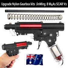 For JinMing M4A1 8th SCAR V2 Upgrade Nylon Gear box Kit Gel Ball Toy