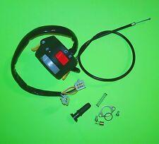 Eton 650100 ATV Manual Choke Conversion kit 50cc 90cc Viper RXL-90 Lightning 50