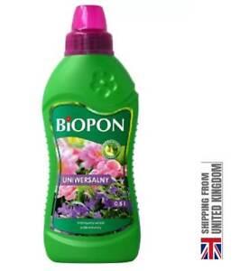 Universal liquid fertilizer. Mineral, Concentrate -500ml - BIOPON
