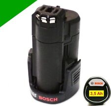 Bosch Akku 10,8 V  3,5 Ah  3500 mAh (2607336909 / 2607336863 ) PSR Grüne Serie