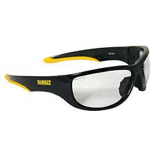 DeWalt  DPG94-1 Dominator Safety Glasses, CLEAR Lens ANSI Z87.1+