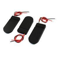 Batteriehalterungen fuer 2 CR2032-Knopfzellen,mit Ein-/Aus-Schalter,3 Stueck GY