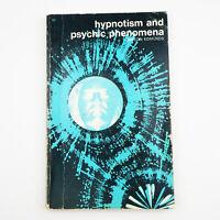 HYPNOTISM AND PSYCHIC PHENOMENA telepathy clairvoyance mediumship hypnosis magic