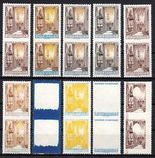 Uppsala Dom Test Stamp Probedruck Slania 1968 Slania 10 Marken