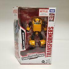 Transformers Netflix War for Cybertron Bumblebee Walmart Exclusive