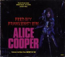 Alice Cooper - Feed My Frankenstein (Wayne's World) classic rock single