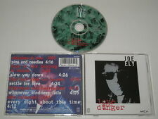 JOE ELY/AMOUR ET DANGER(MCA MCD10584) CD ALBUM