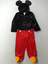 Baby Boy The Disney Store Mickey Mouse Halloween Costume Size 12/18 Months