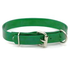 "Remington Rubber Extended-D Hunting Dog Collar, 20"" x 1"", Hunter Green"
