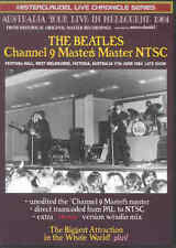 BEATLES Channel 9 Masters Master NTSC>> DVD