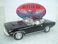1970 PLYMOUTH BARRACUDA 1:18 440 CUDA #1806104BW  LIMITED EDITION 1 OF 198