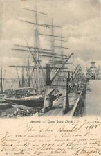 ANVERS - Quai Van Dyck