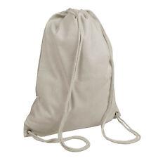 Zaino in cotone - kit 10pezzi- per ginnastica o sport per scarpe e indumenti