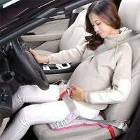 Car Seat Belt For Pregnant Woman Driving Safety With Cushion Shoulder Strap