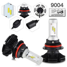 9004 HB1 50W LED Headligh Hi/Lo Beam Bulb For Dodge B1500 B2500 B3500 1995-1998