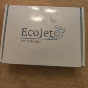 EcoJet Portable Bidet New BD210 Blue