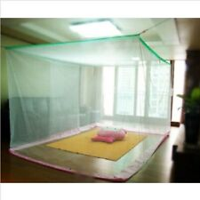 Extra Large Size White Mosquito Fly Net Netting Indoor Outdoor Camp Portable New