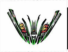 KAWASAKI 800 SXR jet ski STAND UP wrap graphics pwc up jetski decal kit racing