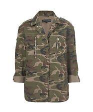 TOPSHOP Petite Camo Camouflage Jacket