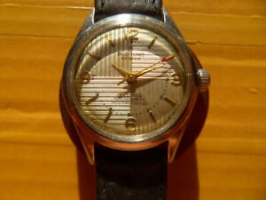 Vintage SWISS BREITLING 17 Jewels Manual Men's Watch