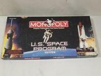 US Space Program Monopoly Board Game  FREE USA SHIP