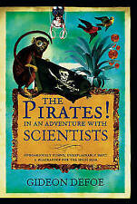 The Pirates! In an Adventure with Scientists by Gideon Defoe (Hardback, 2004)