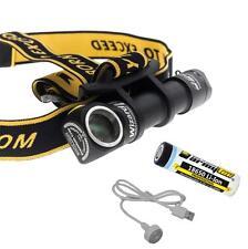 ArmyTek Wizard Pro v3 2300 Lumen USB Magnetic Rechargeable Headlamp/Flashlight