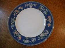 """Wedgwood Blue Siam bone china 6"""" bread plate - EXCELLENT!!"""