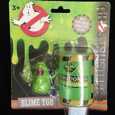 Ghostbusters Slime Bañera con más delgado Juguete Figura De Acción Juguete De Halloween Nuevo