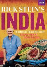 Rick Stein's India 5051561038570 DVD Region 2