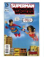 Superman Wonder Woman #6 Robot Chicken Adult Swim Variant Cover DC LN Rare!
