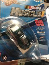 Winner's Circle NASCAR Muscle - Dale Jr. 88 (Green/White Car) -NIP