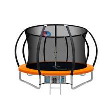 Everfit 10ft Trampoline with Basketball Hoop Kids