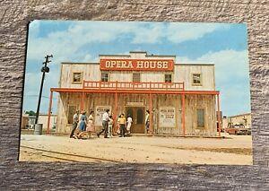 VTG Chrome Frontier Land U.S.A Wichita Kansas The Old Opera House