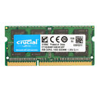 Crucial 8GB PC3L Notebook DDR3 DDR3L 1600MHz CL11 Sodimm 1.35V 2Rx8 12800 PC3
